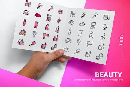 Schönheit - Icons