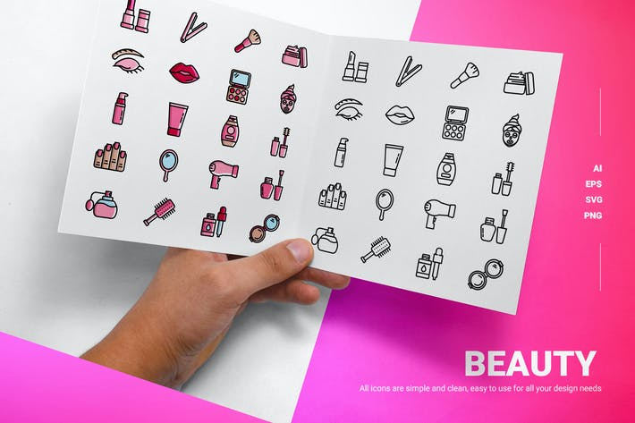 Beauty - Icons