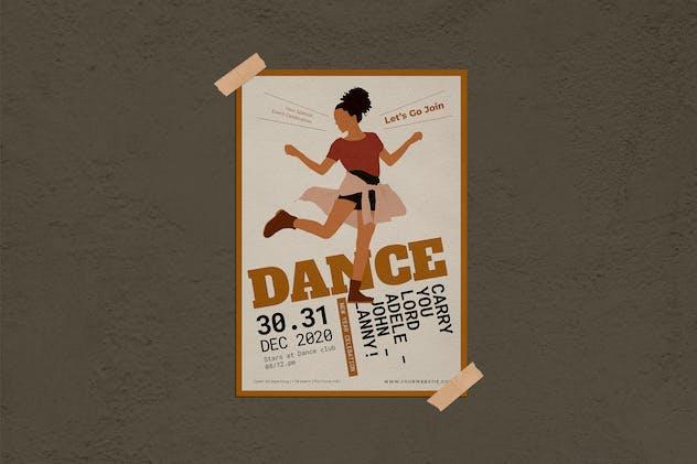 Dance Celebration flyer