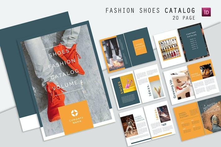 Shoes Fashion Catalog