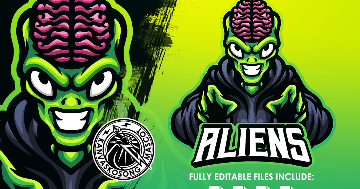 Download Alien by kanvas_kosong