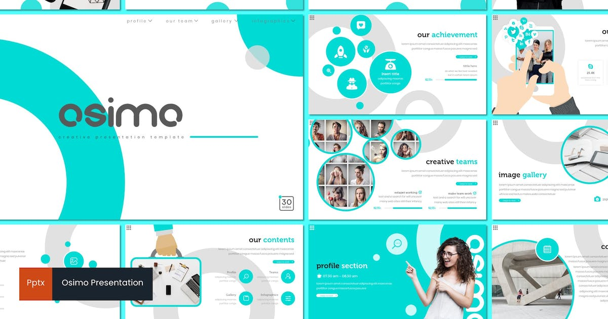 Download Osimo - Powerpoint Template by inspirasign