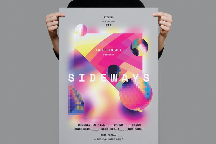 Thumbnail for Sideways Poster / Flyer