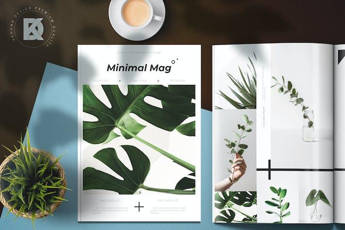 Thumbnail for Minimal Magazine