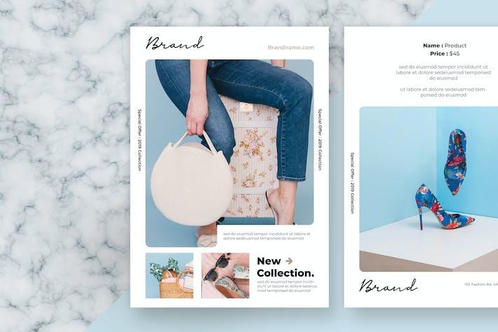 Thumbnail for Mode Promo Flyer Vol.7