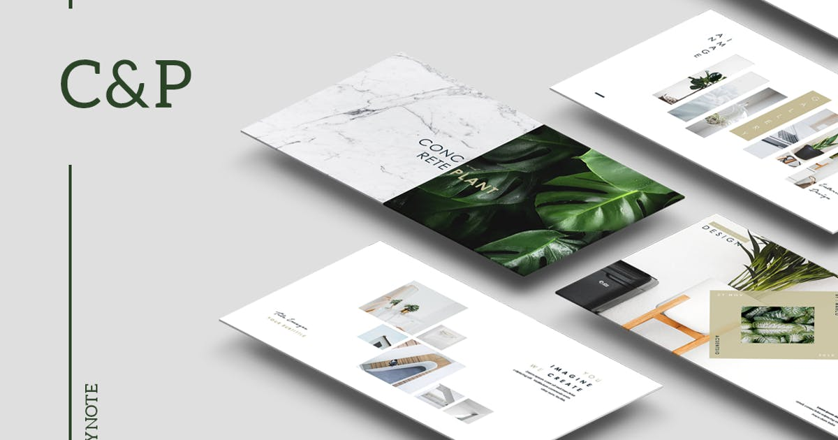 Download C&P Keynote by VisualColony