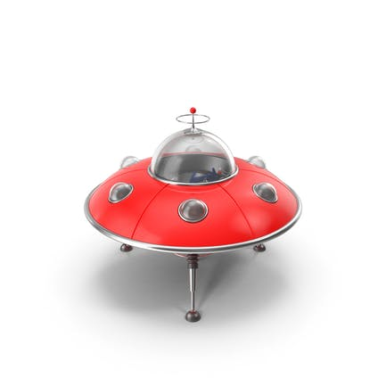 UFO-Spielzeug