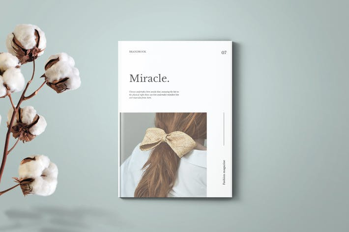 Thumbnail for Miracle Magazine Temple