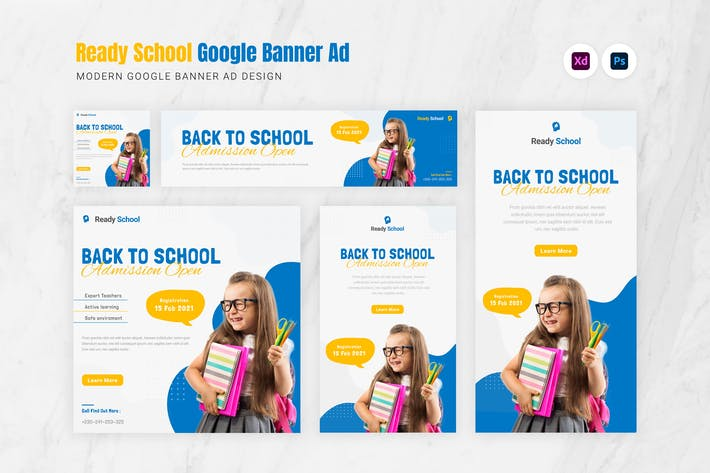 Thumbnail for Ready School Google Ads
