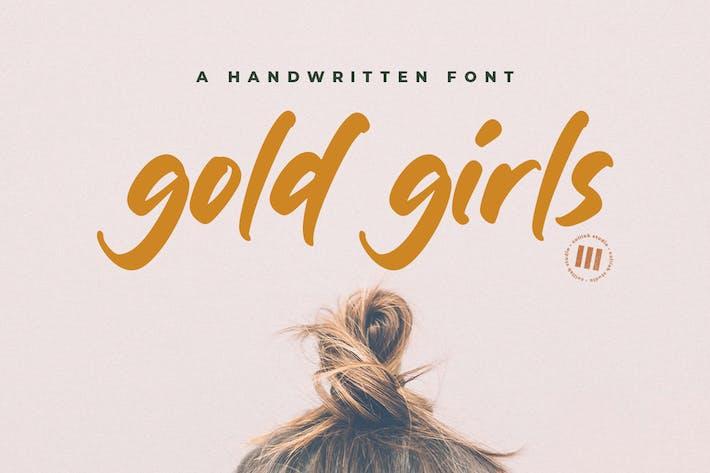 Золотые девушки