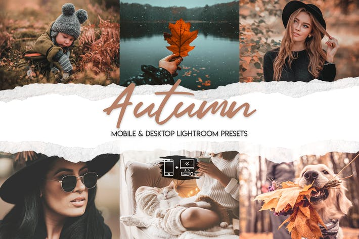 Thumbnail for Autumn Lightroom Presets