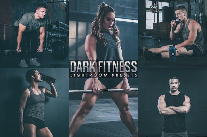 Thumbnail for Dark film Fitness lightroom Presetes