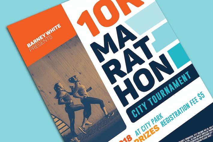 Thumbnail for Marathon Flyer