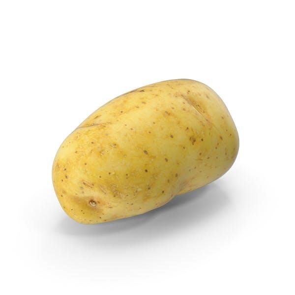 Limpieza de patatas