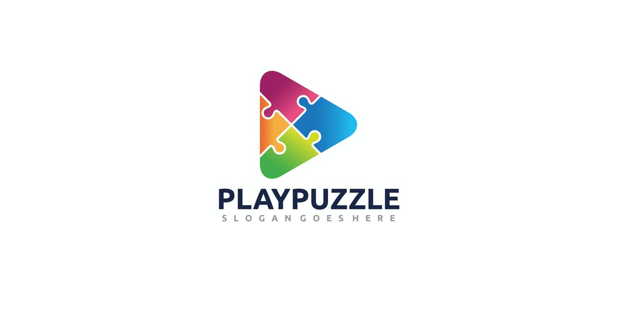 Download Puzzle Play Logo by 3ab2ou
