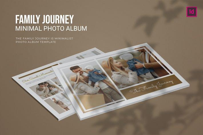 Thumbnail for Le voyage en famille - Album photo