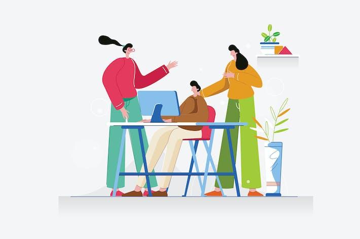 Thumbnail for Soluciones con una Agencia Creativa de Equipo