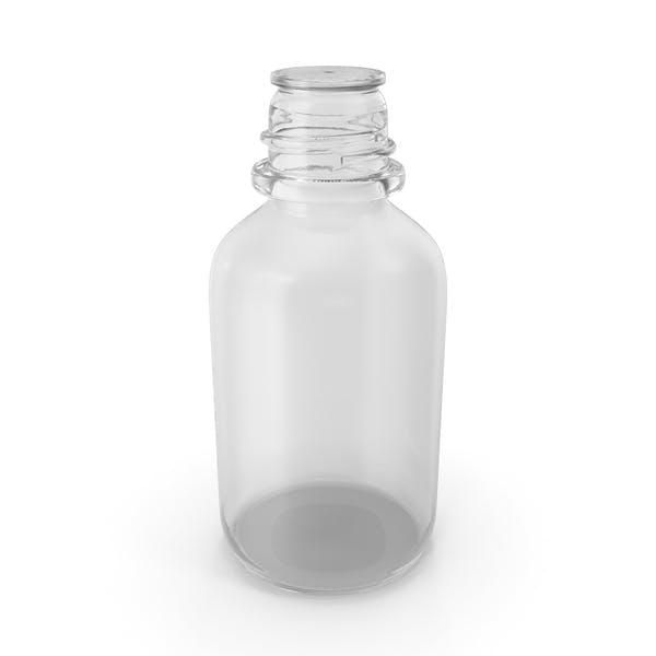 Лабораторная бутылка маленькая