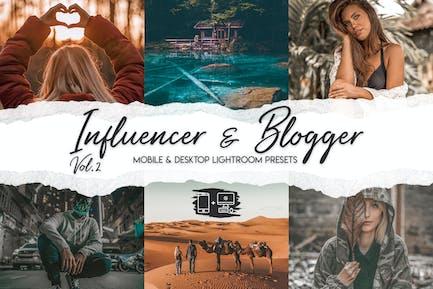Influencer & Blogger Vol. 2