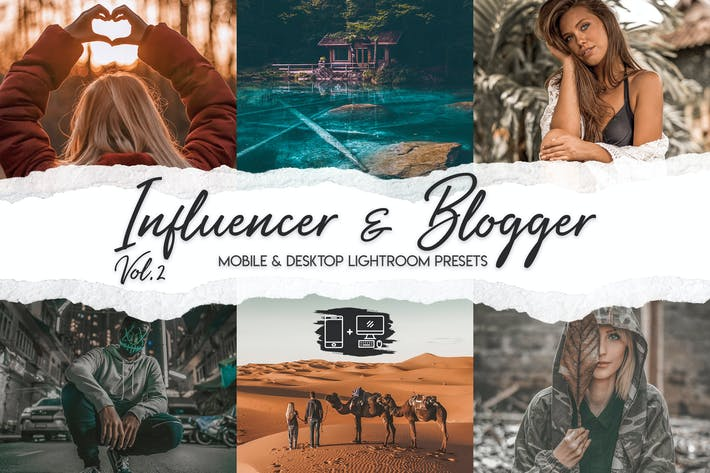 Thumbnail for Influencer & Blogger Vol. 2