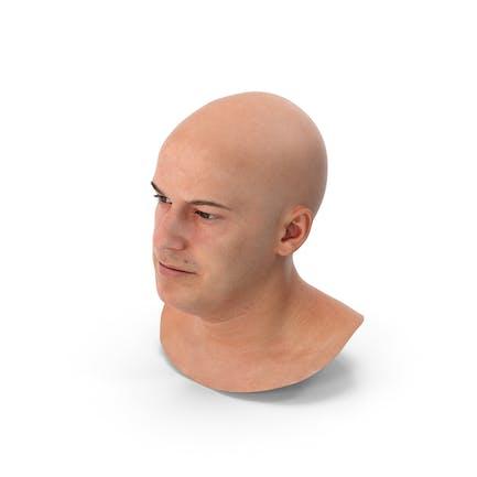 Marcus Menschlicher Kopf Scharfer Lip Puller