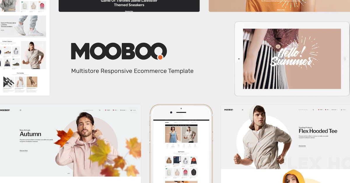 Mooboo - Fashion Theme for WooCommerce WordPress by roadthemes