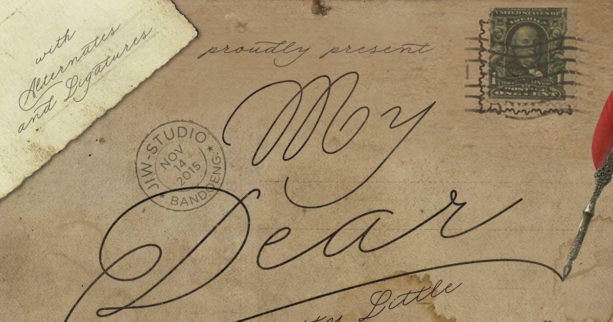 Download My Dear Script by jiwstudio