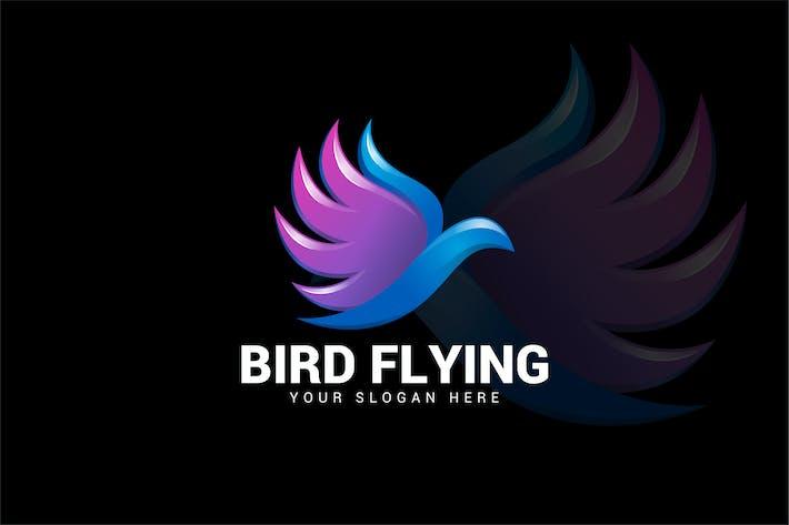 Thumbnail for BIRD FLYING
