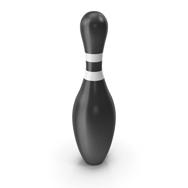 Thumbnail for Bowling Pin Black