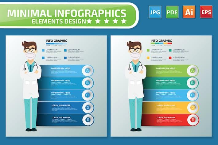 Thumbnail for Doktor Infografiken Design