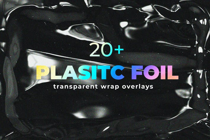 Thumbnail for Plastic Foil Wrap Overlays
