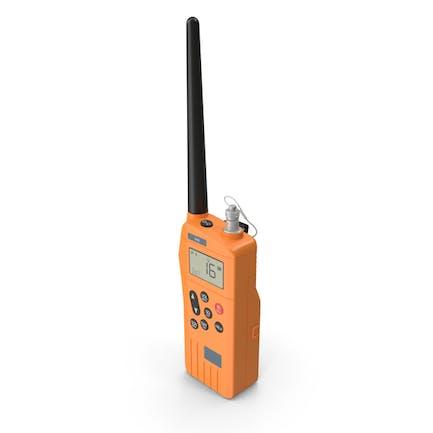 Überleben GMDSS UKW-Radio