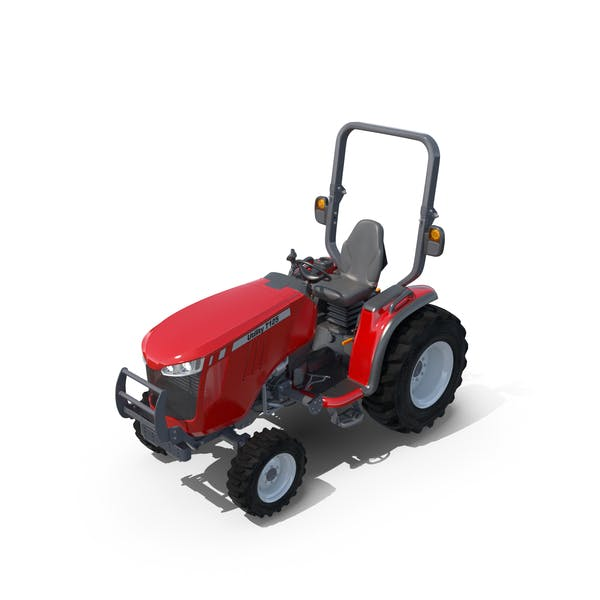 Thumbnail for Wheel Compact Utility Tractor