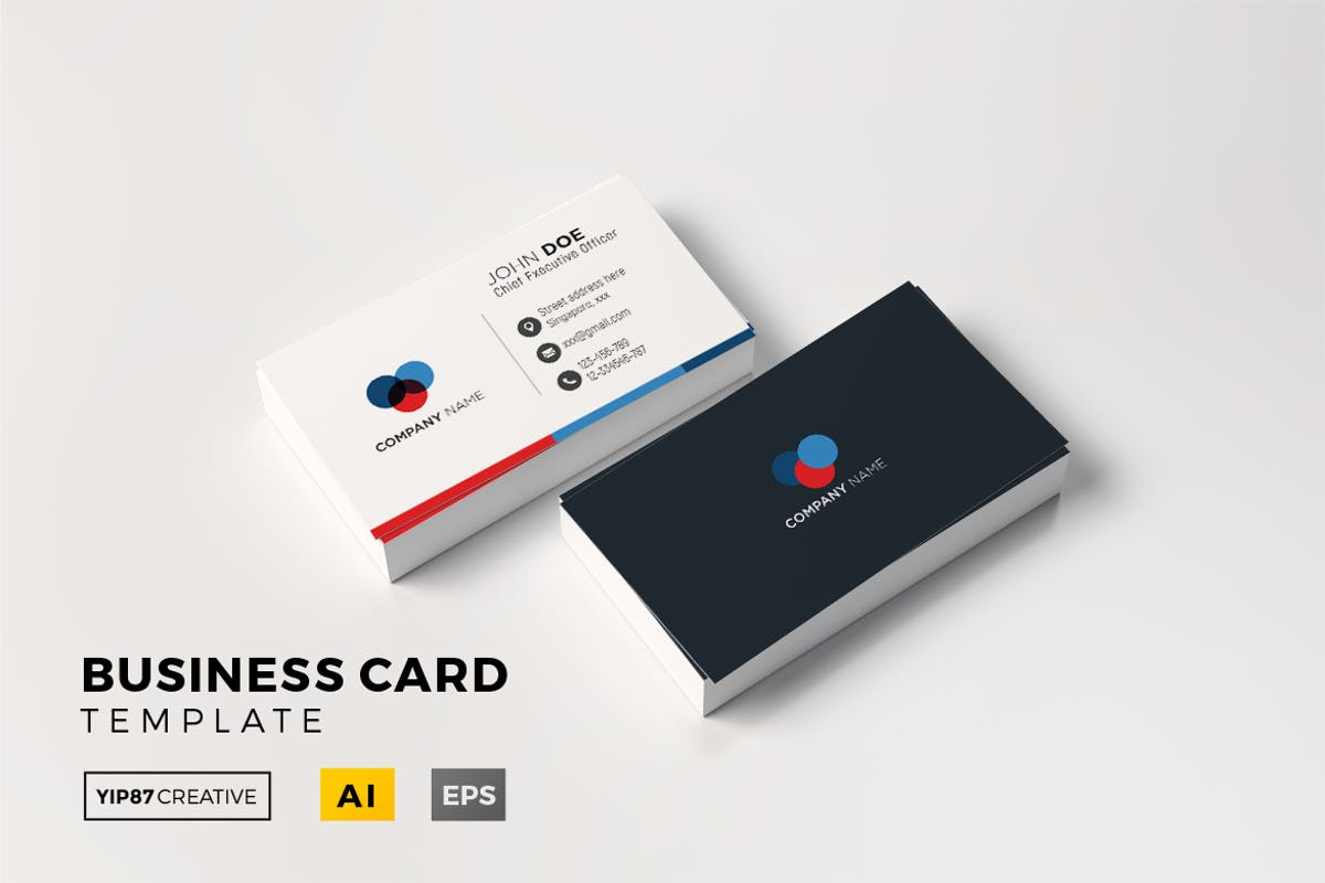 Download Creative Business Card by yip87 by Unknow
