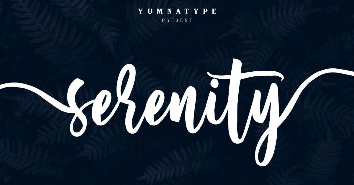 Download Serenity by YumnaStudio