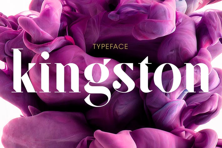 Thumbnail for SF Kingston | Font