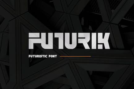 Futurik Font