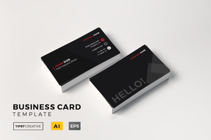 Thumbnail for Business Card