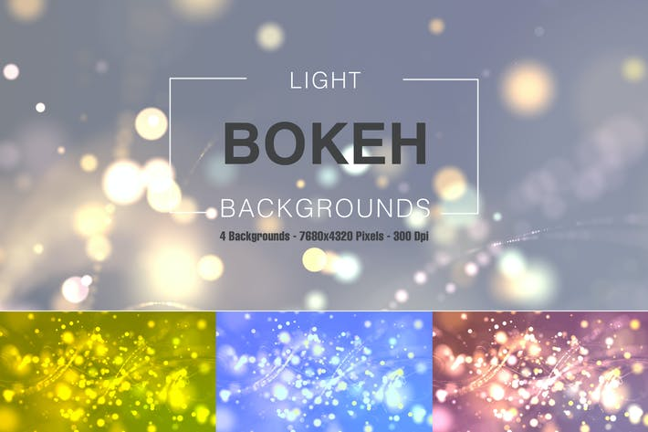 Thumbnail for Light Bokeh