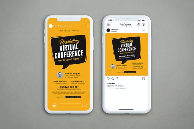 Virtual Conference - product preview 0