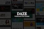 DAZE - Ultimate Business Muse Template YR