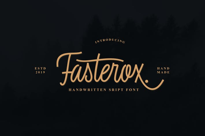 Thumbnail for Fasterox Script