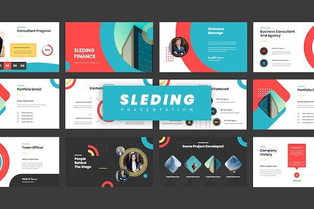 Pitchdeck Google Slides Presentation