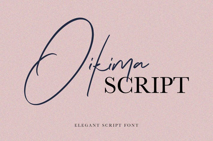 Thumbnail for Oikima Script