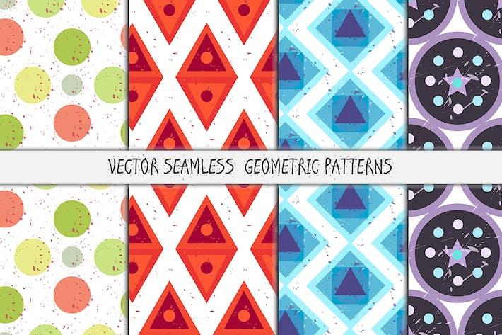 Thumbnail for Grunge Seamless Patterns