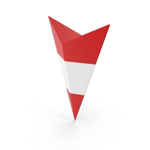 Austria Travel Pin Arrow