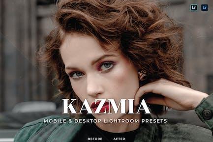 Kazmia Mobile and Desktop Lightroom Presets