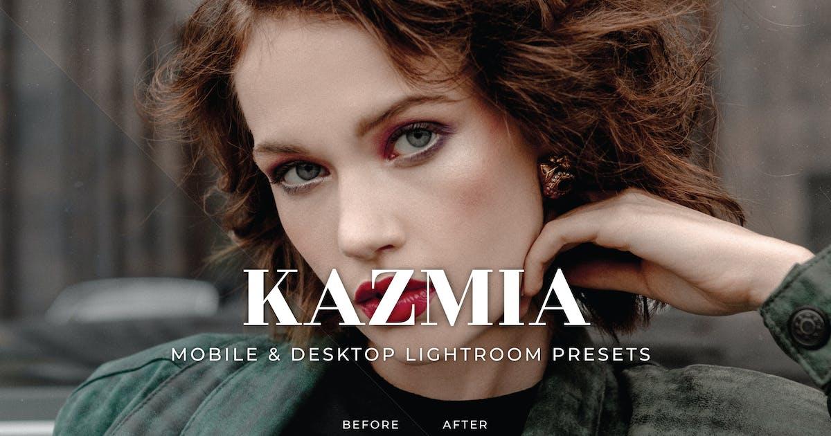 Download Kazmia Mobile and Desktop Lightroom Presets by Laksmitagraphics