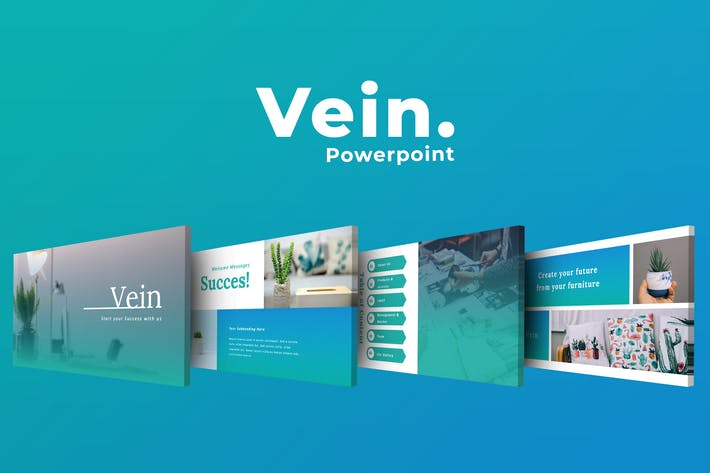 Thumbnail for Vein Business Powerpoint Presentation