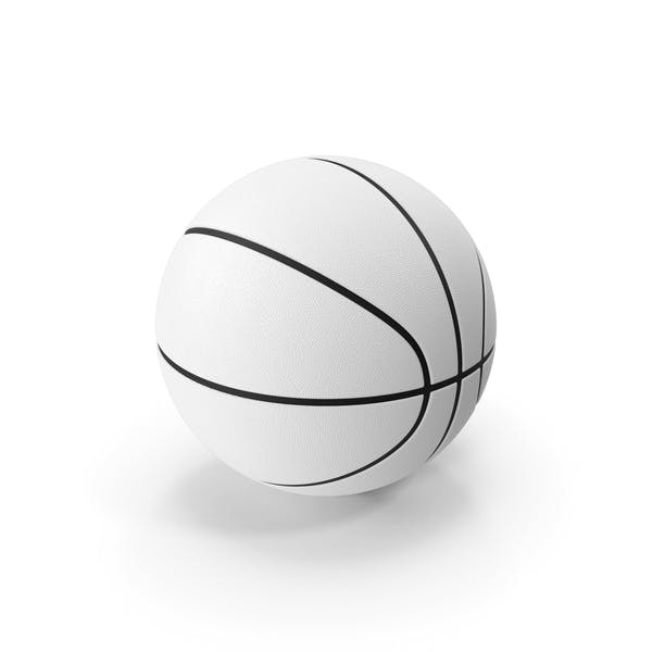 Basketball White